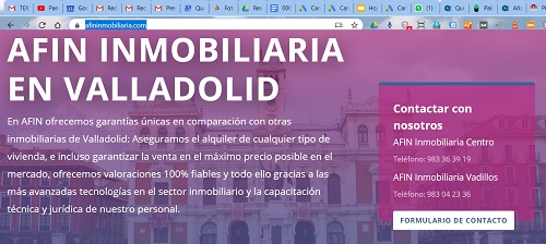 Inmobiliaras Valladolid