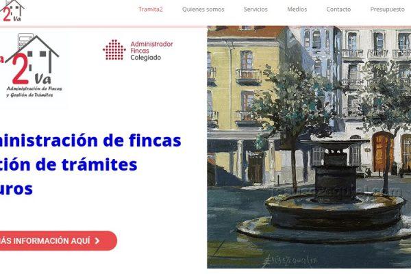 Tramita2 Valladolid: Gestión de Trámites