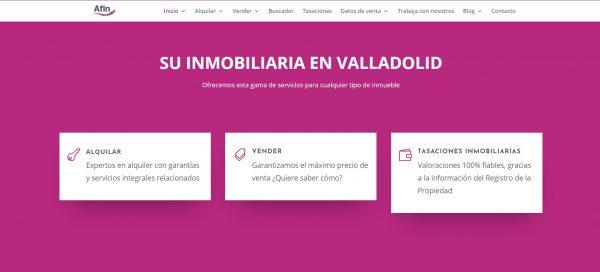Agencia Inmobiliaria Valladolid