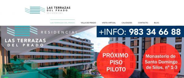 Pisos en zonas residenciales en Valladolid